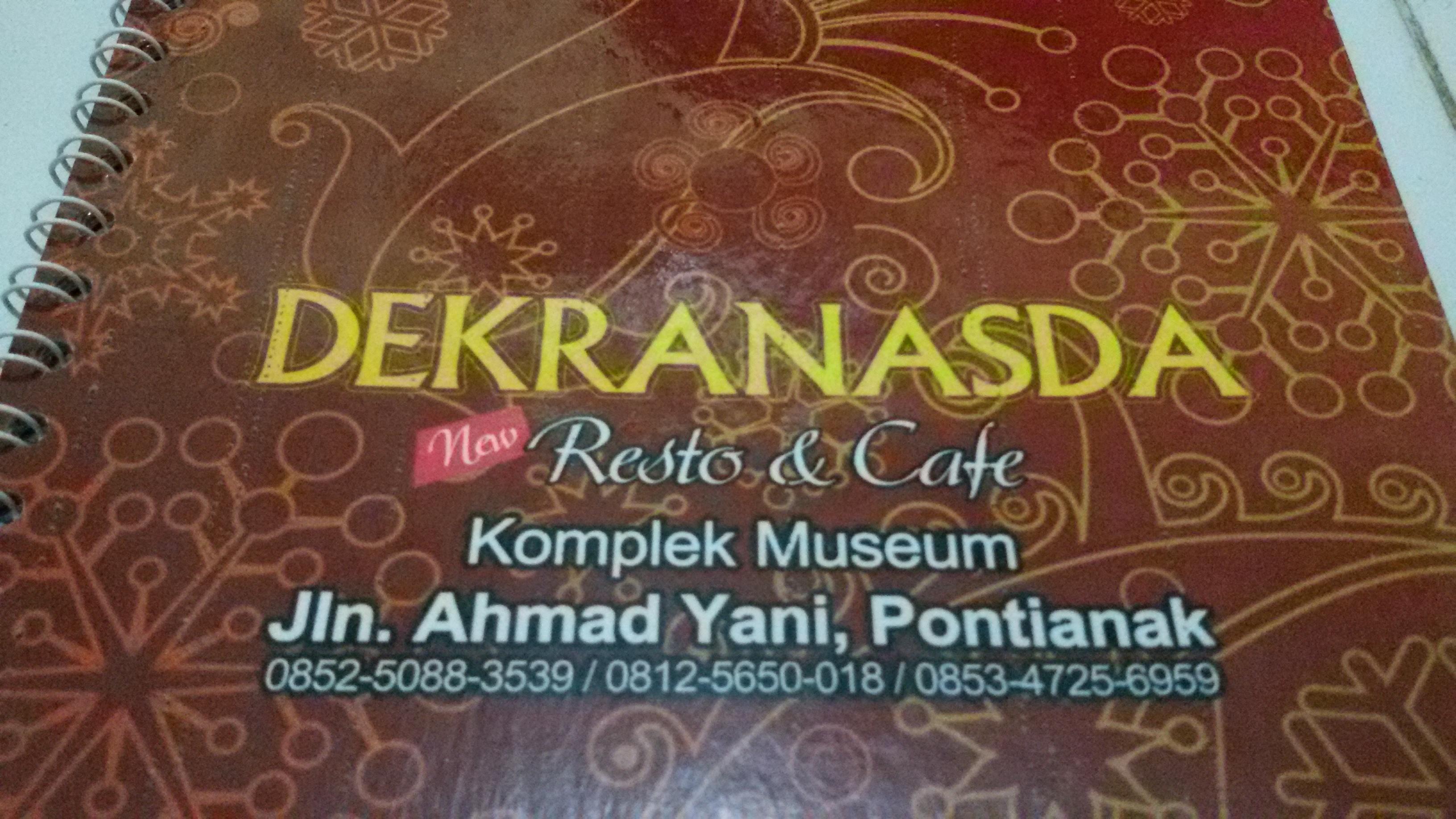 Dekranasda Cafe Resto Wisata Kuliner Pontianak 20150113 155948 Musium Kalimantan