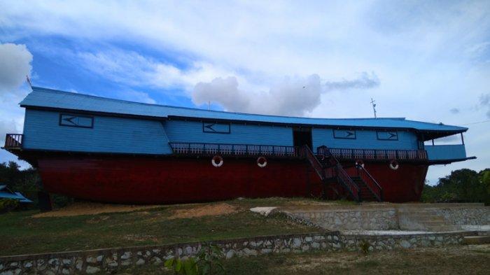 Galeri Motor Kapal Bandung Unik Pikat Pengunjung Tribun Pontianak Musium