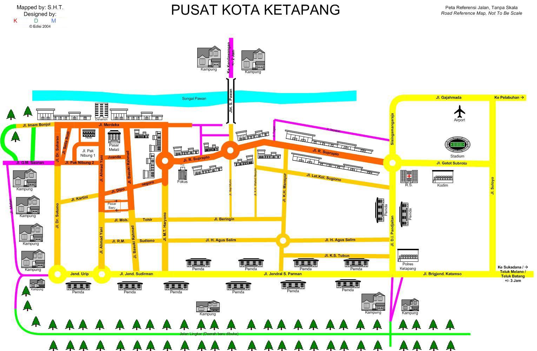 Info Kalbar Pusat Kota Ketapang Senin 25 April 2011 Musium