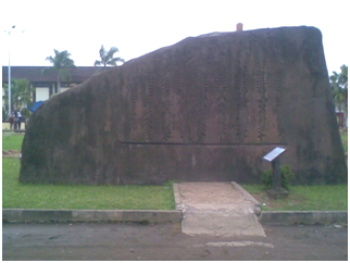 Museum Kalimantan Barat Catatan Iki Gambar Musium Kab Pontianak