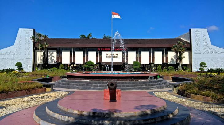 Museum Kalimantan Barat Menyimpan Alat Tenun Hingga Perdukunan Musium Kab
