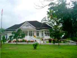 Museum Pemda Belitung Wisata Sejarah Indonesia Musium Kalimantan Barat Kab