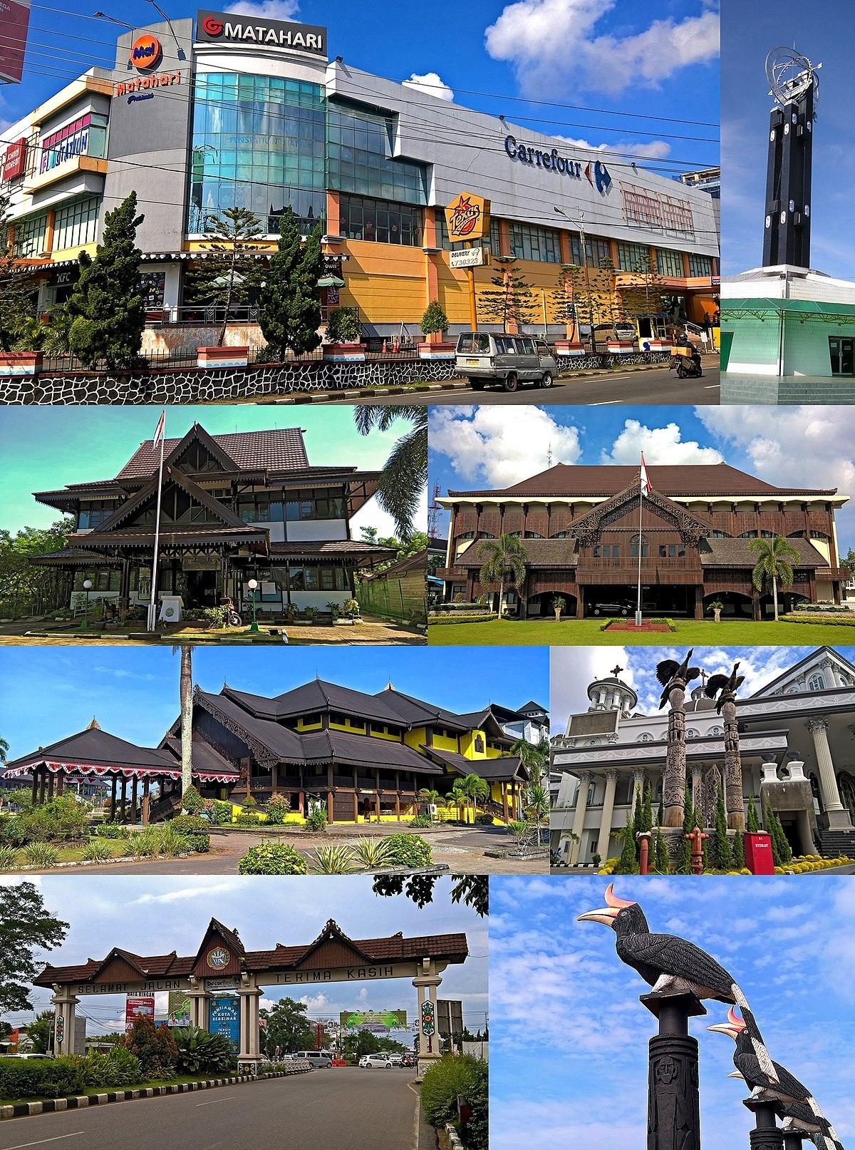 Pontianak Indonesia Wikipedia Musium Kalimantan Barat Kab