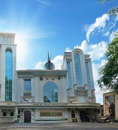 Sistem Registrasi Koleksi Museum Jenis Khusus Status Nasional Pemilik Dr