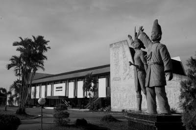World Silvia Informasi Wisata Kab Pontianak Sejarah Singkat Museum Musium