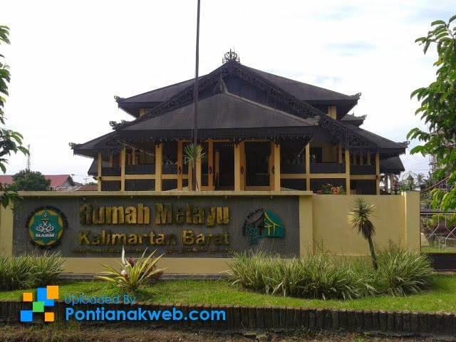 64992387 Jpg Rumah Adat Melayu Betang Radakng Kab Pontianak