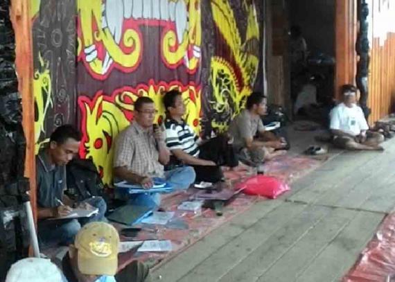Rumah Betang Sambas Siap Dibangun Pontianak Post Radakng Kab