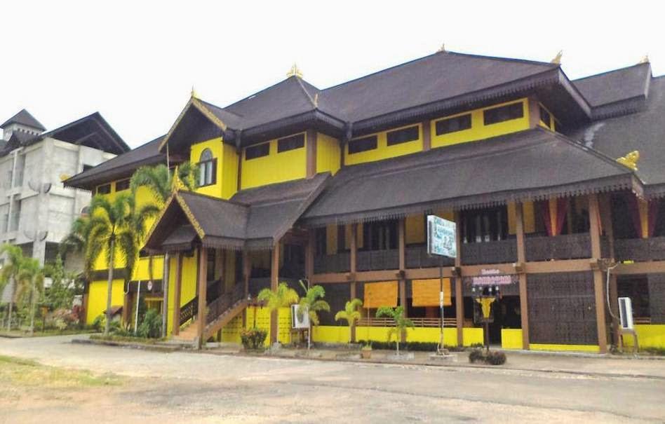 Spa Jl Ahmad Yani Ii Samping Gedung Pramuka Kubu Melayu