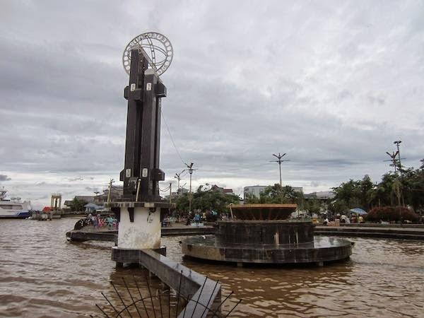 2015 Traveledu Alun Kapuas Park Mayor Office Pontianak Location Takes