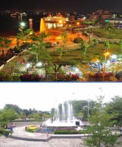 Daftar Tempat Wisata Pontianak Aktual Terpecaya Taman Alun Kapuas Kab