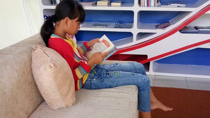 Tag Rumah Koleksi Baca Taman Alun Kapuas Lengkap Kab Pontianak