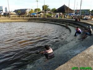 World Silvia Informasi Wisata Kab Pontianak Sejarah Singkat Taman Alun