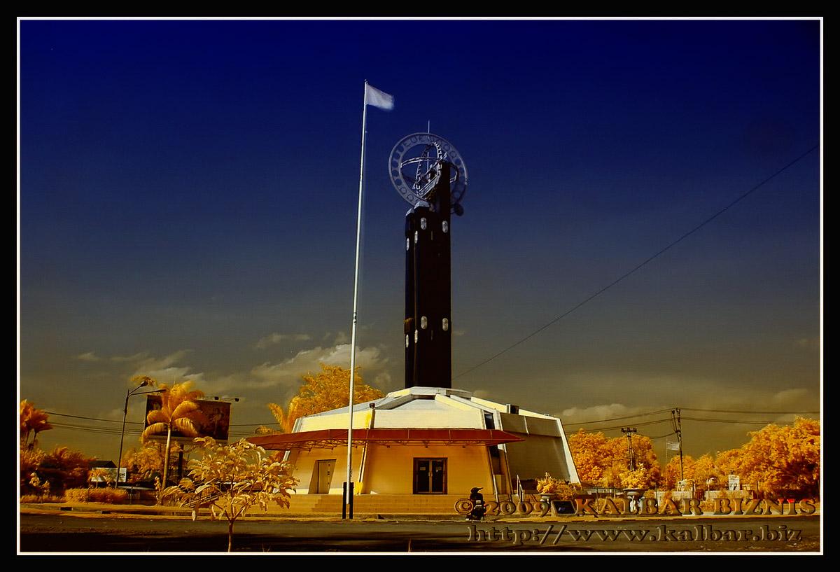 Abs Blog Tugu Khatulistiwa Equator Monument Lebih Kenal Sebutan Berada