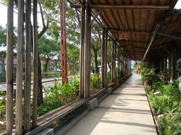 Berwisata Tugu Khatulistiwa Ikon Kota Pontianak Terkenal Hal Lainnya Jalan