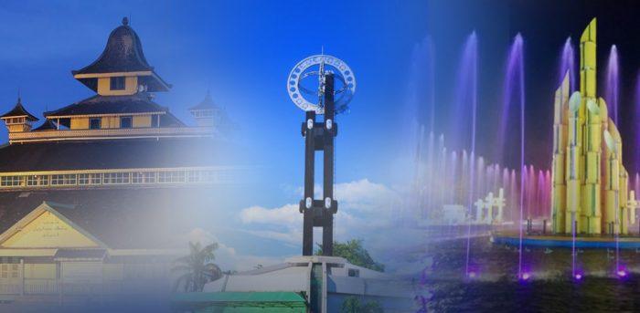 Pontianak City Tour Amazing Borneo Indonesia Selamat Datang Kota Khatulistiwa