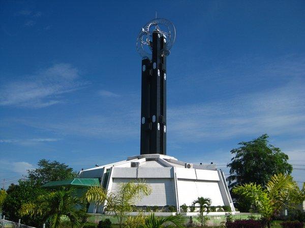 Tugu Khatulistiwa Equator Photo Kab Pontianak