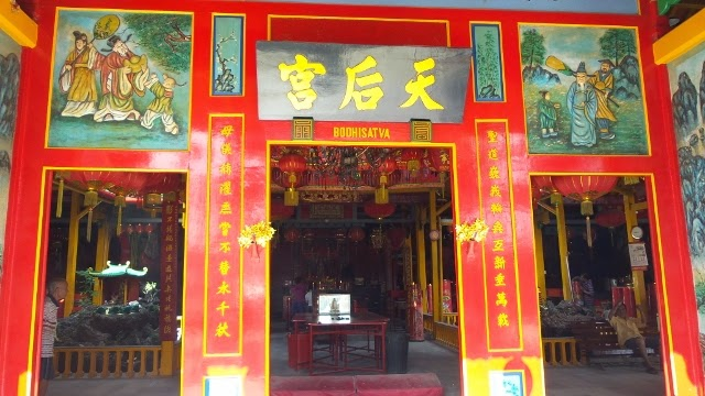 Bodhisatva Karaniya Metta Gabungan 3 Klenteng Vihara Bodhisattva Kab Pontianak