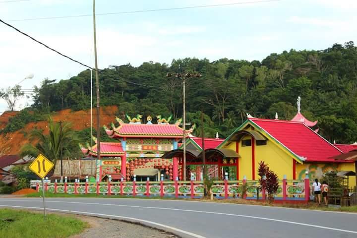 Kalimantan Barat Kota Singkawang Vihara Bodhisattva Karaniya Metta Kab Pontianak