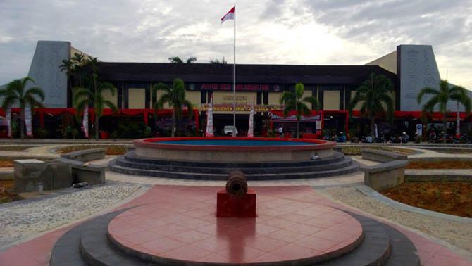 Kalimantan Barat Museum Negeri Kalbar Vihara Bodhisattva Karaniya Metta Kab