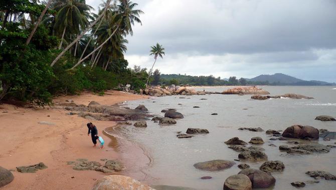 Kalimantan Barat Pantai Pasir Panjang Vihara Bodhisattva Karaniya Metta Kab