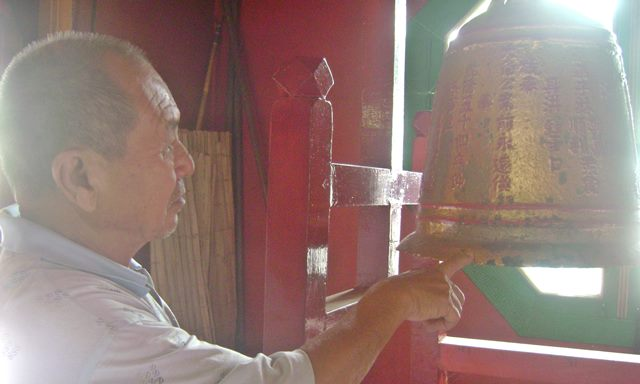 Kelenteng Ratusan Pontianak Penggabungan Dua Keyakinan Bagian Terdapat Tiga Altar