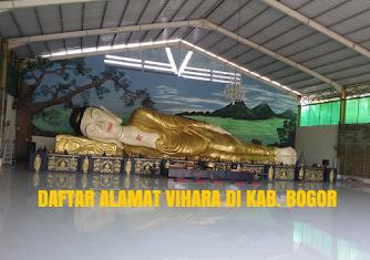 Kumpulan Nama Alamat Vihara Kalimantan Barat Daftar Kabupaten Bogor Bodhisattva