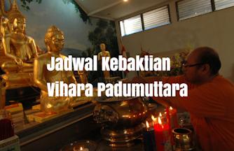 Kumpulan Nama Alamat Vihara Kalimantan Barat Jadwal Kebaktian Padumuttara Tangerang