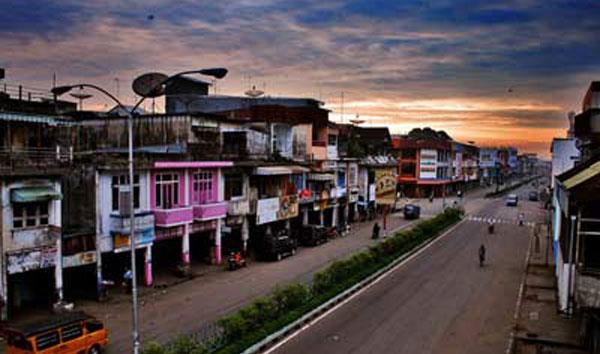 Nostalgia Kota Tua Pontianak Indonesian Heritage Vihara Bodhisattva Karaniya Metta