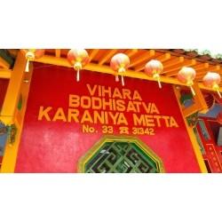 Profile Vihara Bodhisatva Karaniya Metta Bodhi Paramasya Metha Pontianak Bodhisattva