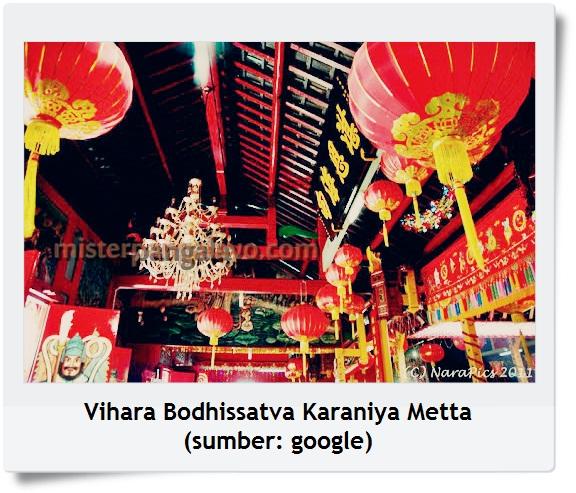 Vihara Bodhissatva Karaniya Metta Tertua Kota Pontianak Mulai Dibangun 1829