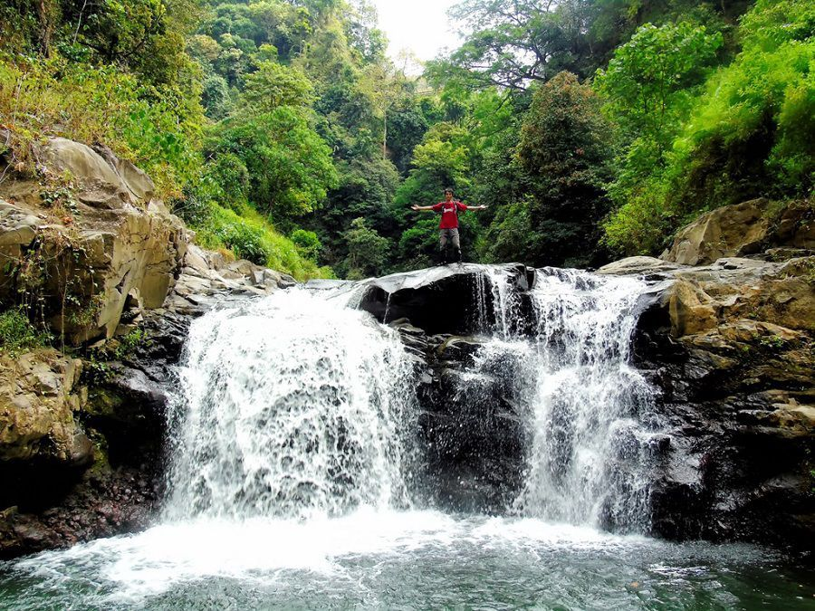 10 Tempat Wisata Probolinggo Wajib Dikunjungi Curug Watu Lawang Agrowisata