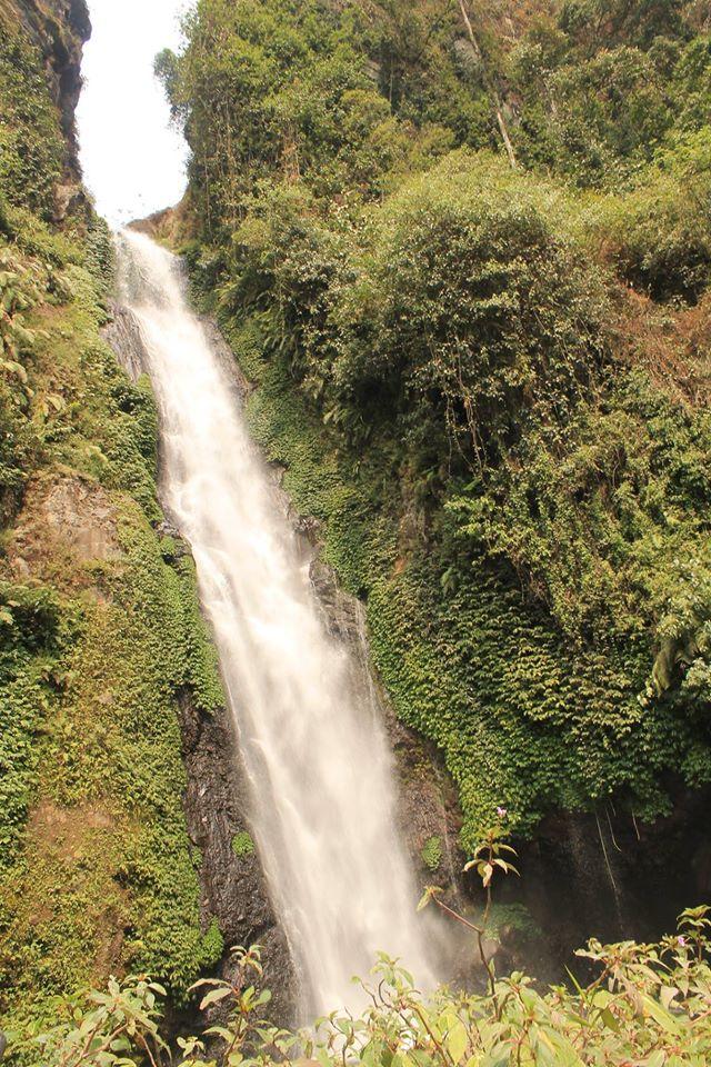 Air Terjun Pedati Tempat Wisata Agrowisata Sumberbendo Kab Probolinggo