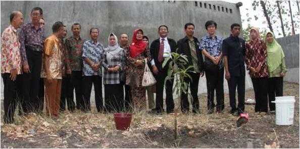 Faperta Upm Probolinggo Desember 2012 Kawasan Agrowisata Universitas Panca Marga