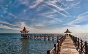 Pesona Probolinggo Wisata Pantai Bentar Salah Satu Tempat Berada Kecamatan