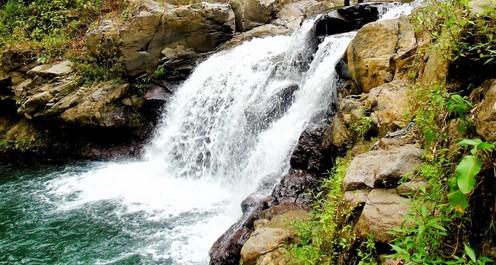 Pesona Wisata Probolinggo Air Terjun Watu Lawang Agrowisata Sumberbendo Kab
