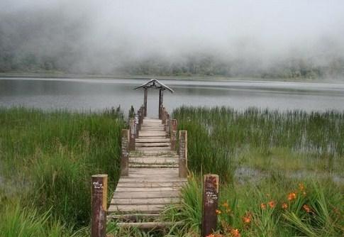 Pesona Wisata Probolinggo Danau Taman Hidup Agrowisata Sumberbendo Kab
