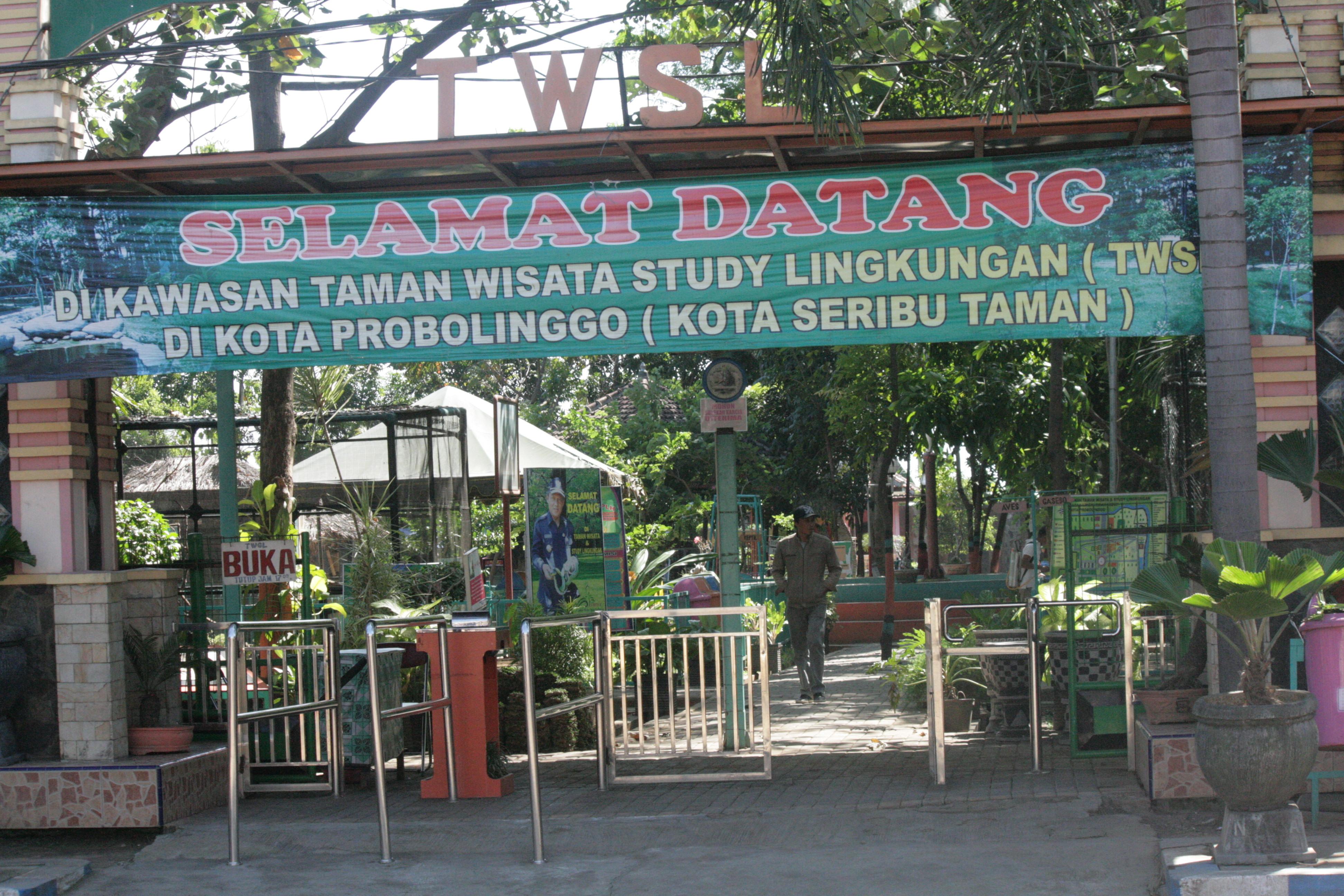 Tempat Wisata Probolinggo Artikel Hiburan Taman Study Lingkungan Twsl Agrowisata