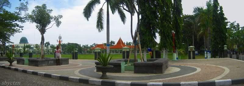 Alun Kota Kraksaan Probolinggo Kab