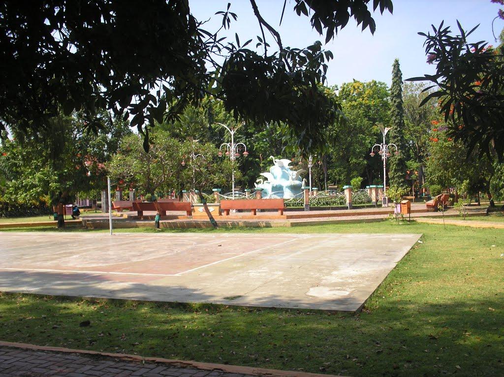 Alun Kota Probolinggo Mapio Net Kab