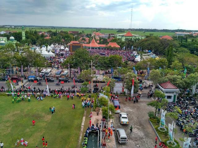 Hevoria Karnaval Inbox Harjakapro 271 2017 Tak Beritai Probolinggo Kraksaan