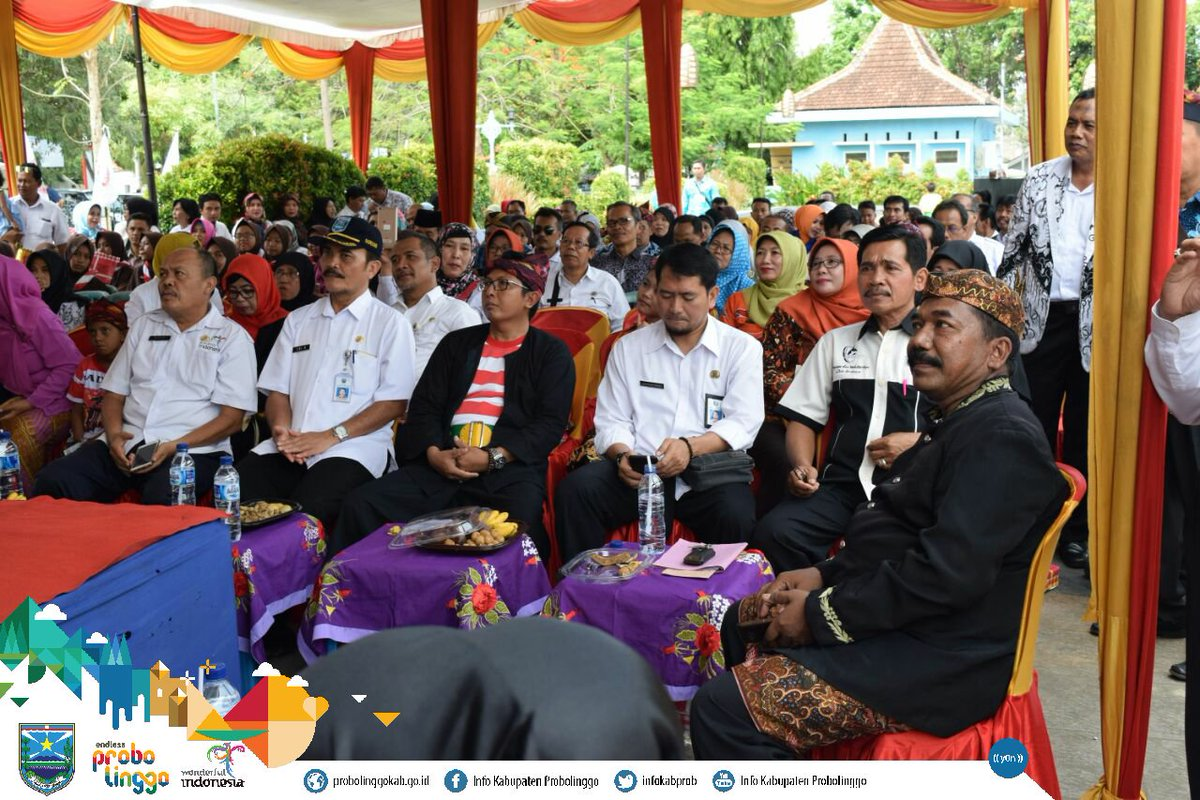 Info Probolinggo Kab Twitter Rangka Memperingati Hut Dispendik Kabupaten Bekerja
