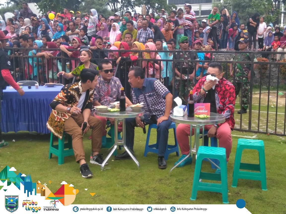 Info Probolinggo Kab Twitter Sekda Kabupaten Rangka Hut 8 Kota
