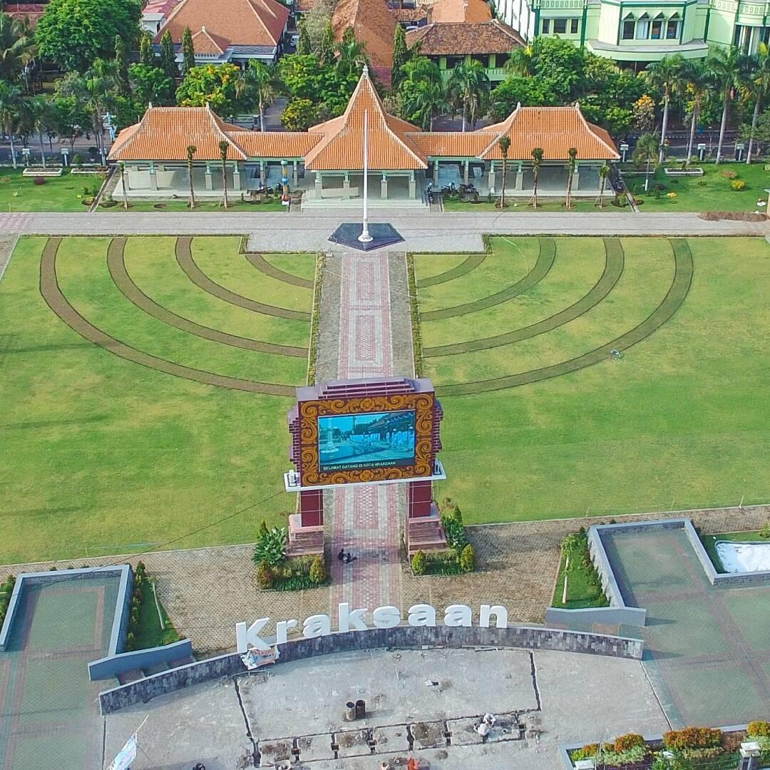 Kraksaan Probolinggo Wikipedia Bahasa Indonesia Ensiklopedia Bebas Alun Kab