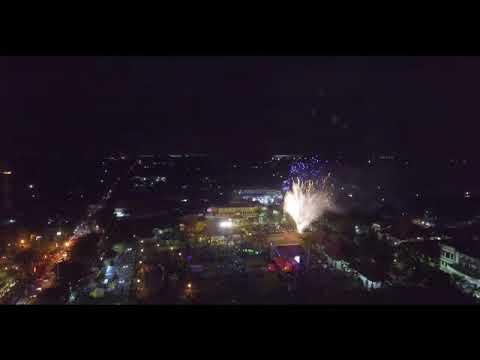 Pesta Kembang Api Ter Wah Sepanjang Sejarah Kab Probolinggo Alun