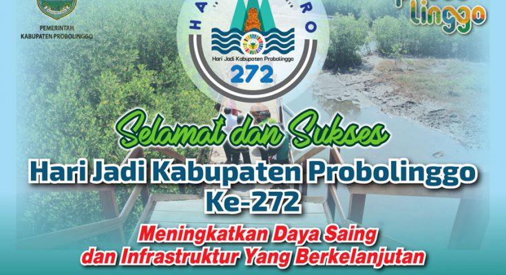 Upacara Hari Jadi 272 Kabupaten Probolinggo Protokol Tanggal Selasa 17