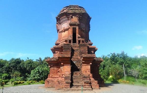 Candi Jabung Peninggalan Kuno Majapahit Fakta News Kab Probolinggo