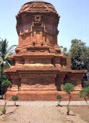 Candi Jabung Temple Kab Probolinggo