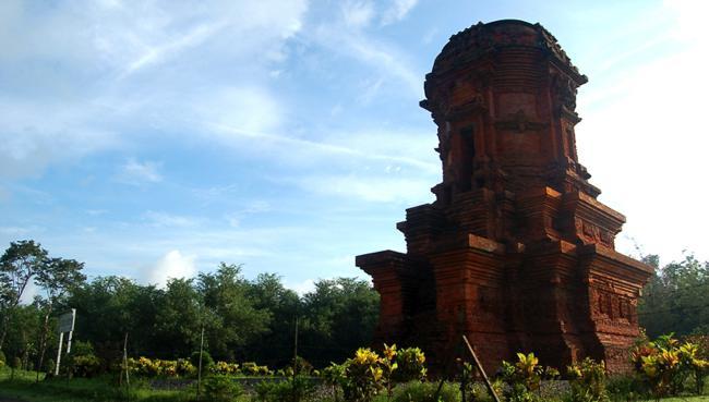 Informasi Tempat Wisata Candi Jabung Probolinggo Jatim Kab