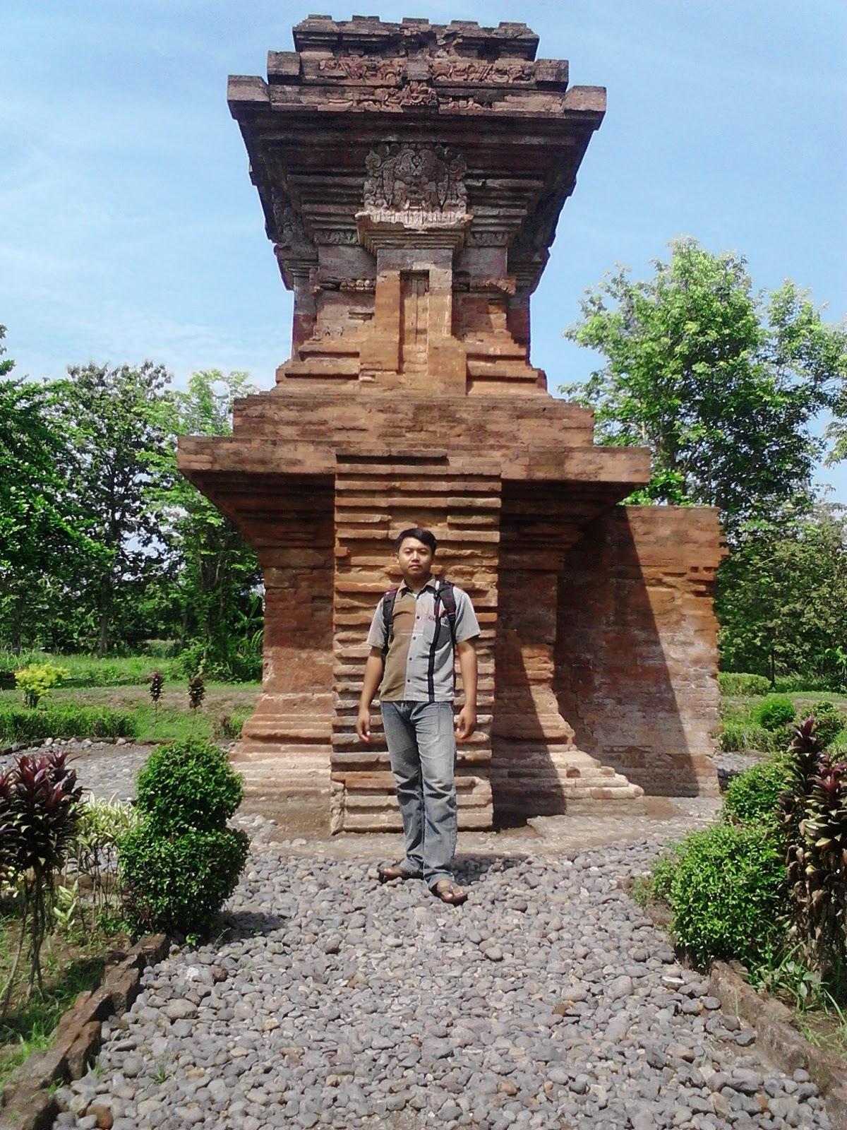 Panembahan Raden Sri Tanjung Paiton Sejarah Candi Jabung Kab Probolinggo