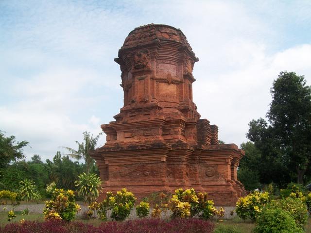 Whatzupps Candi Jabung Probolinggo Jawa Timur Dibangun 1354 Masehi Kebesaran